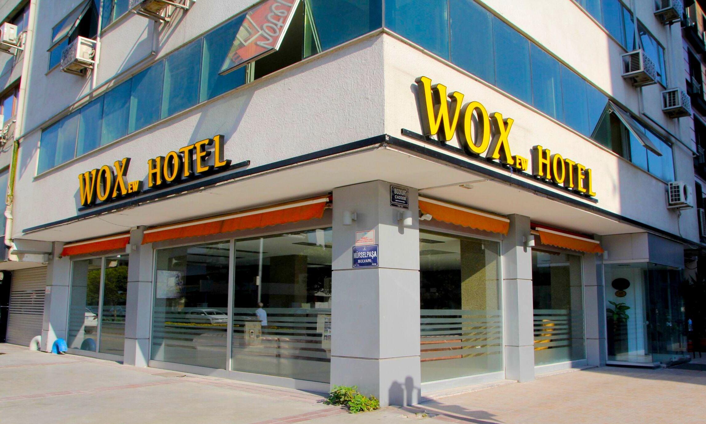 Wox Ew Hotel