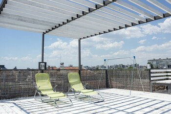 Rooftop Terrace,  Two Bedroom Suite In Varna Centre
