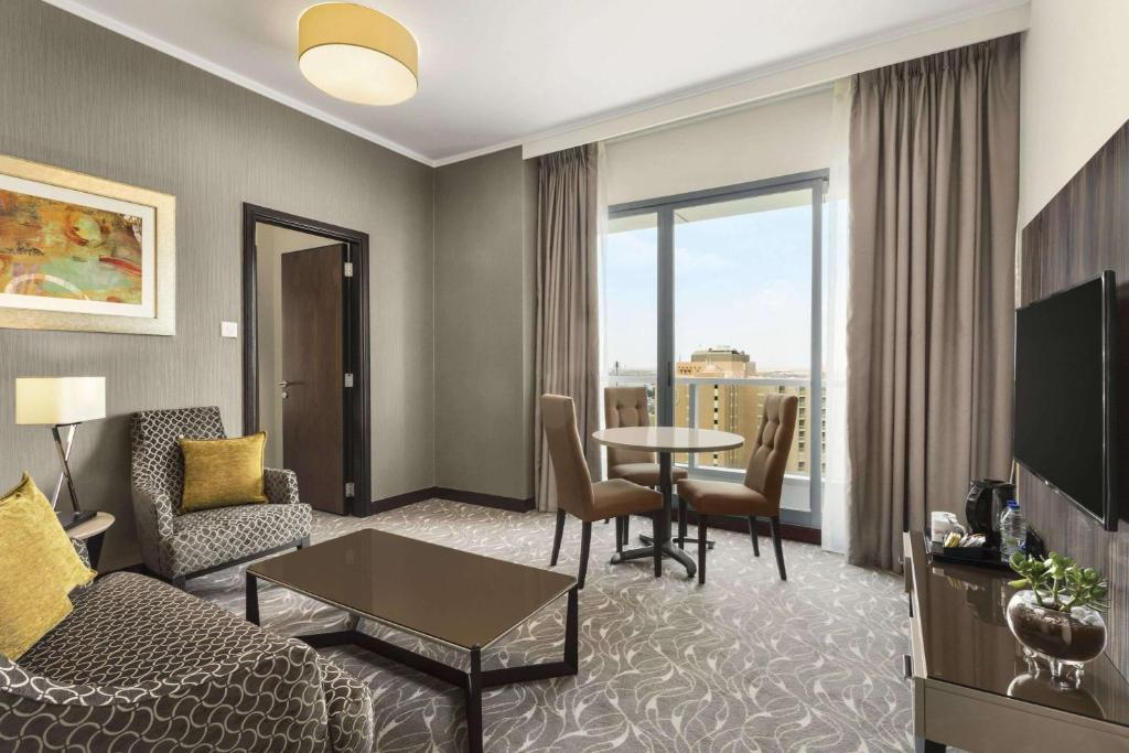 Hawthorn Suites By Wyndham Abu Dhabi City Center