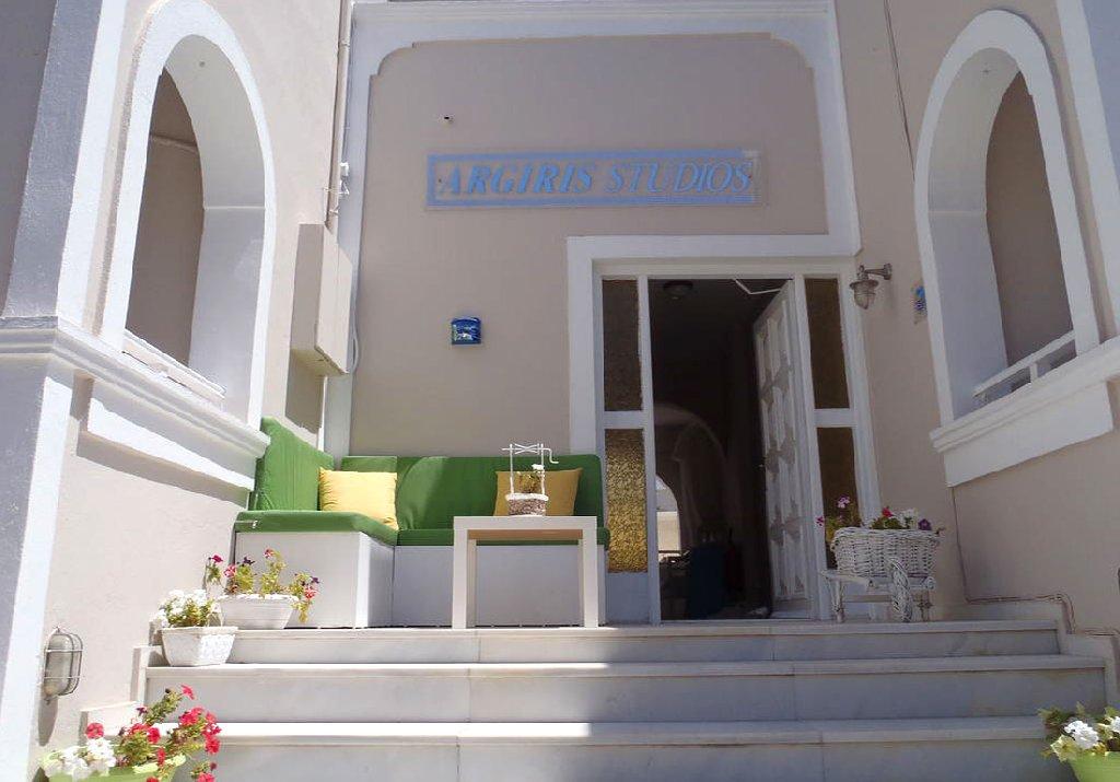 Argiris Studios (Kamari - Santorini)