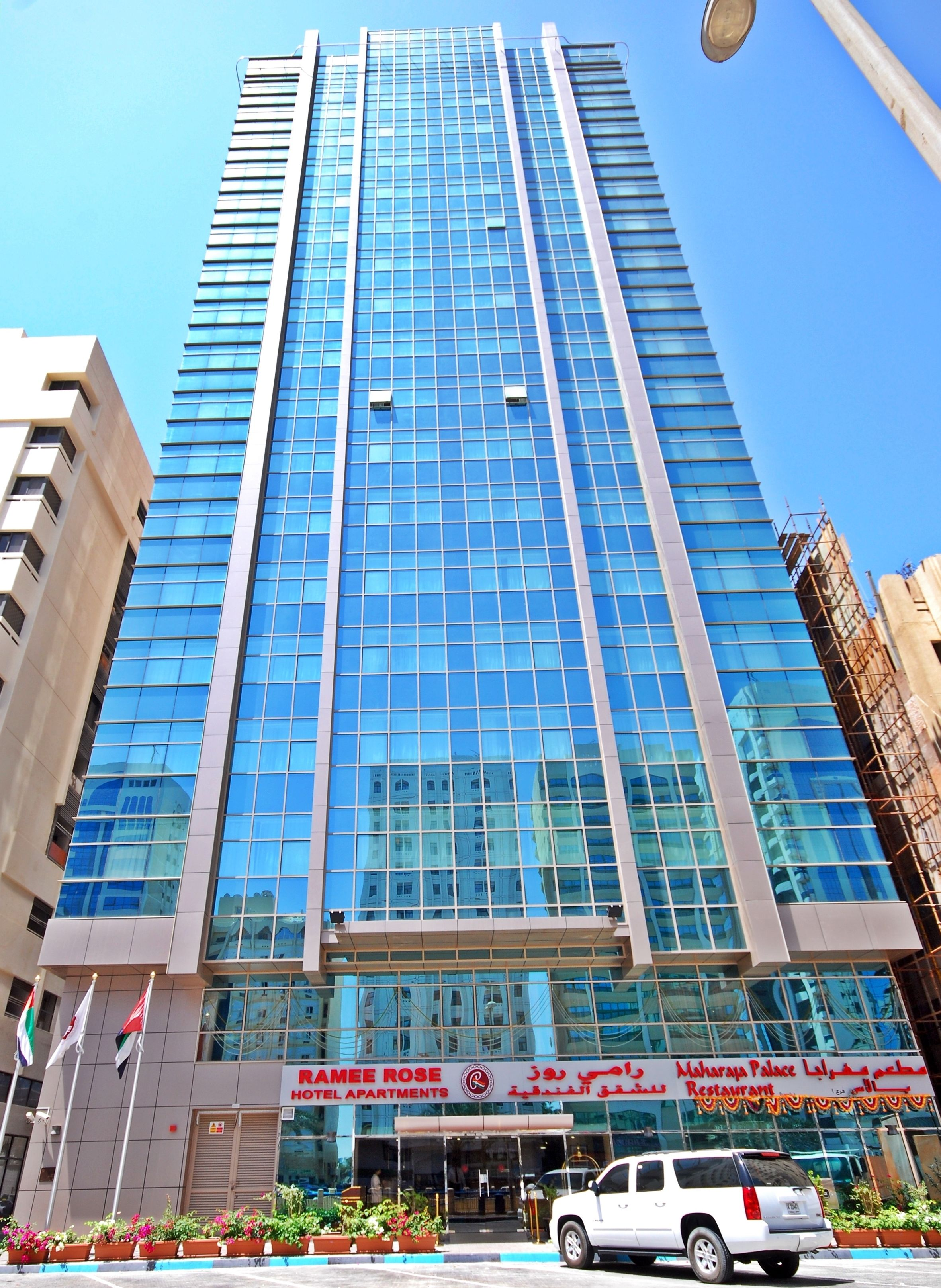 Ramee Rose Apartments Abu Dhabi