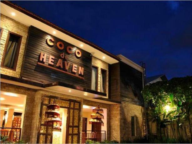 Coco De Heaven House
