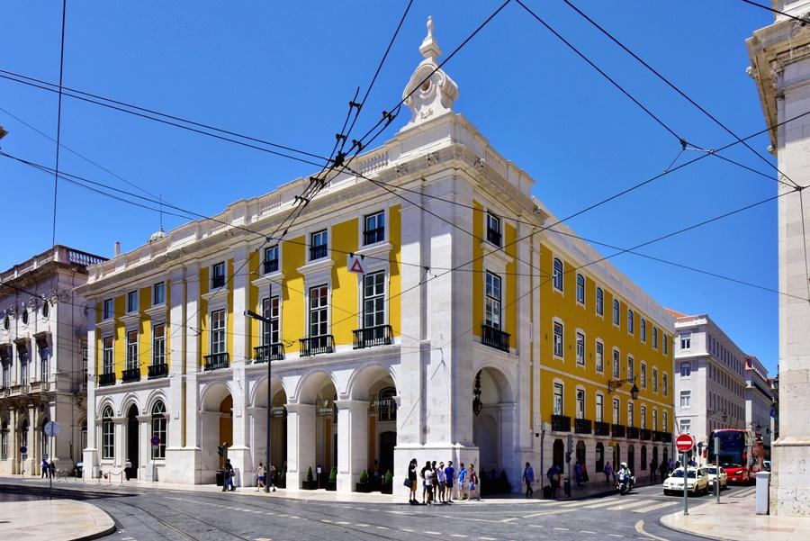 Pousada De Lisboa, PraÇa Do ComÉrcio - Monument Hotel