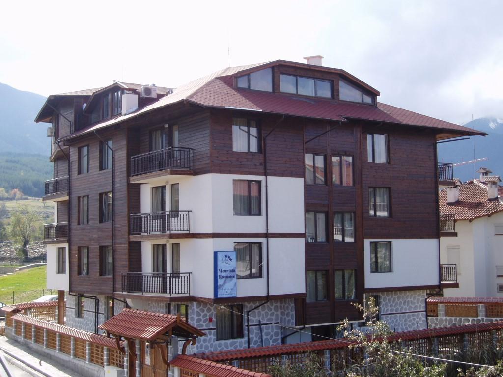 Mountain Romance Apartments