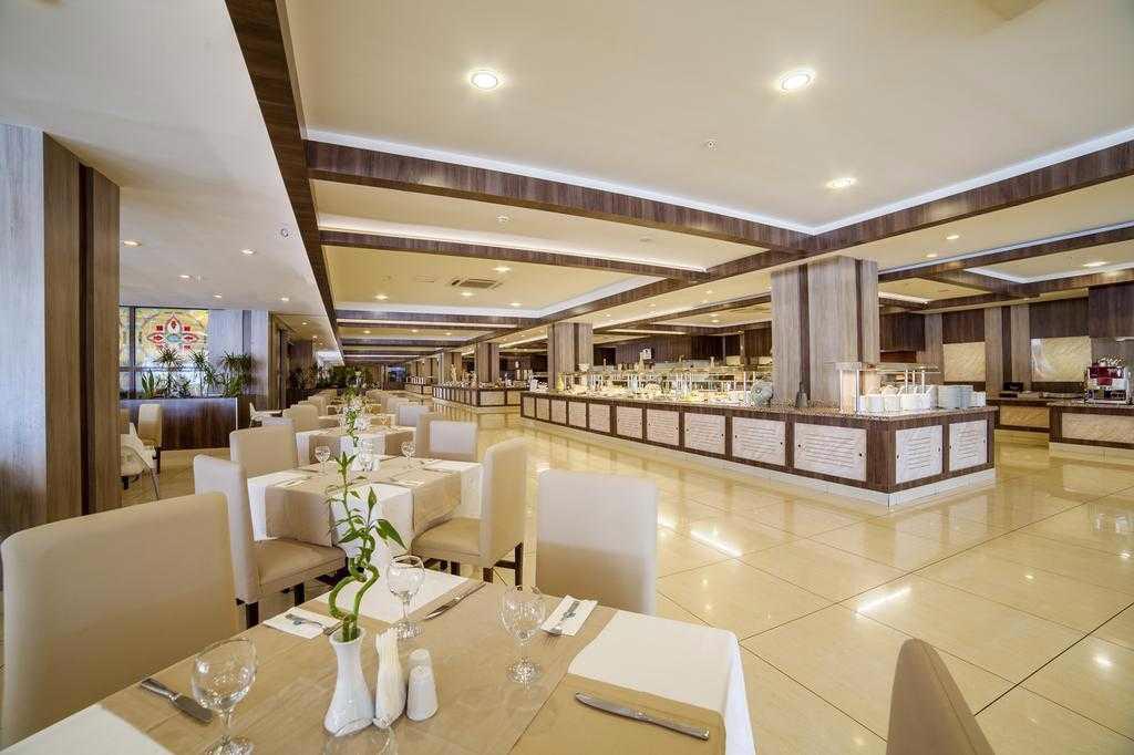 TURAN PRINCE HOTEL (ex:SENTIDO TURAN PRINCE)