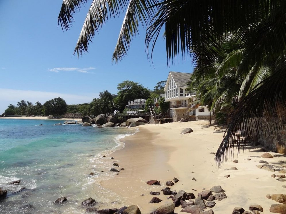 Bliss Boutique Hotel - Mahe (LV)