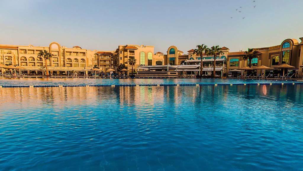 ALBATROS WHITE BEACH RESORT - EL MAMSHA