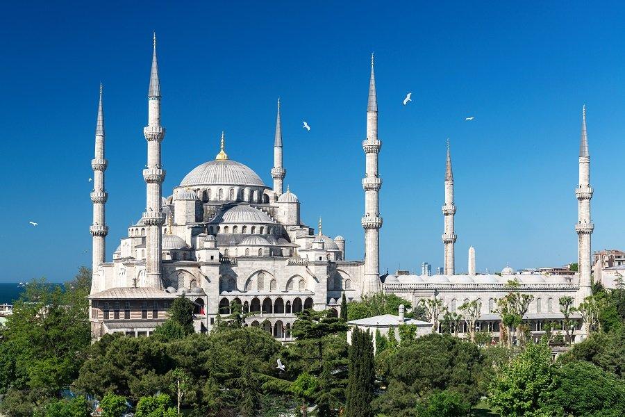 ISTANBUL - 1 mai 2020 - Plecare din CLUJ