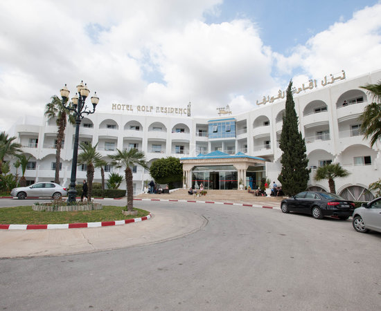 Senior Voyage (hotel 4*) - Charter avion Tunisia Bucuresti 2019