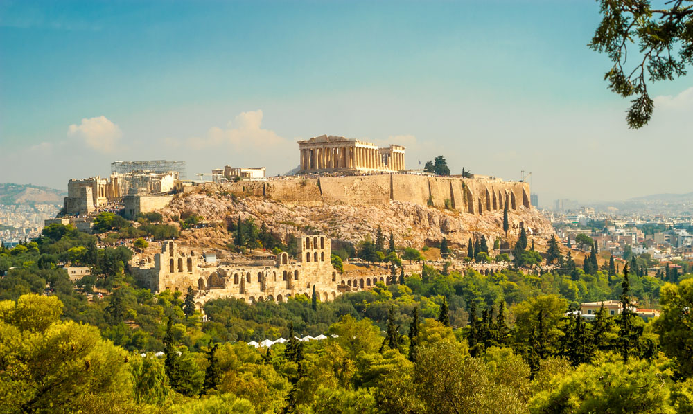 Grecia Pelerinaj Sf Nectarie avion