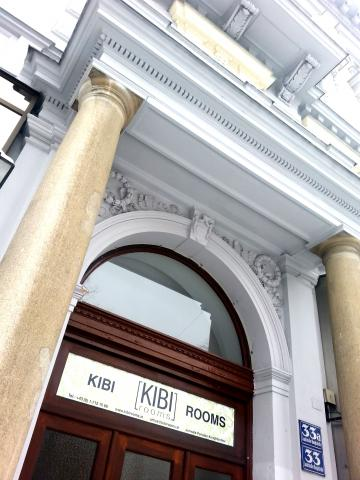 KIBI ROOMS GUESTHOUSE