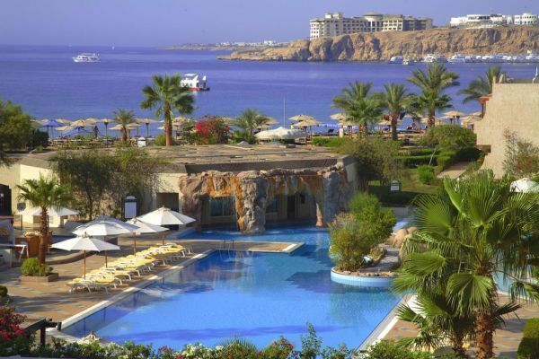 Naama Bay Promenade Resort (Ex Marriott Mountain)