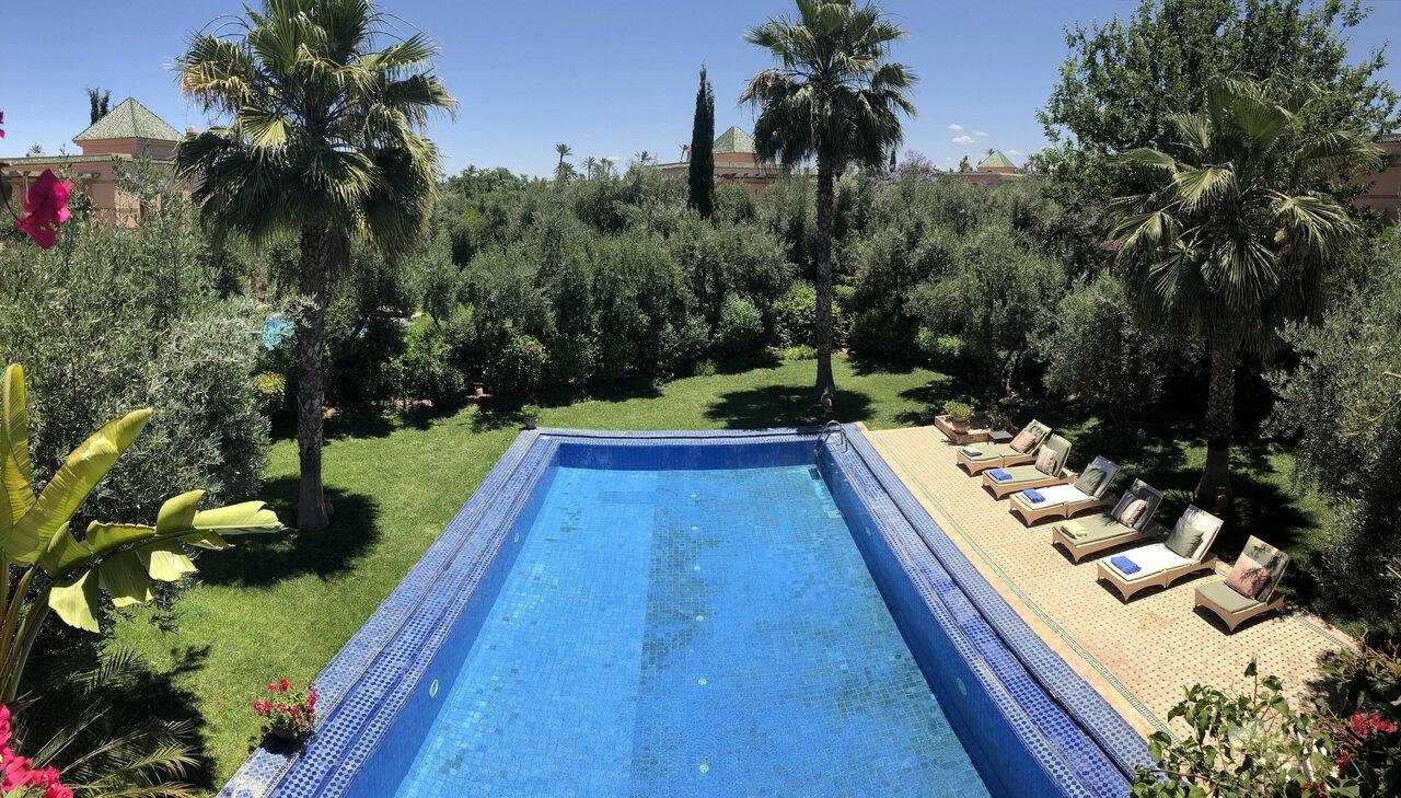 Villa Dar Shamsi