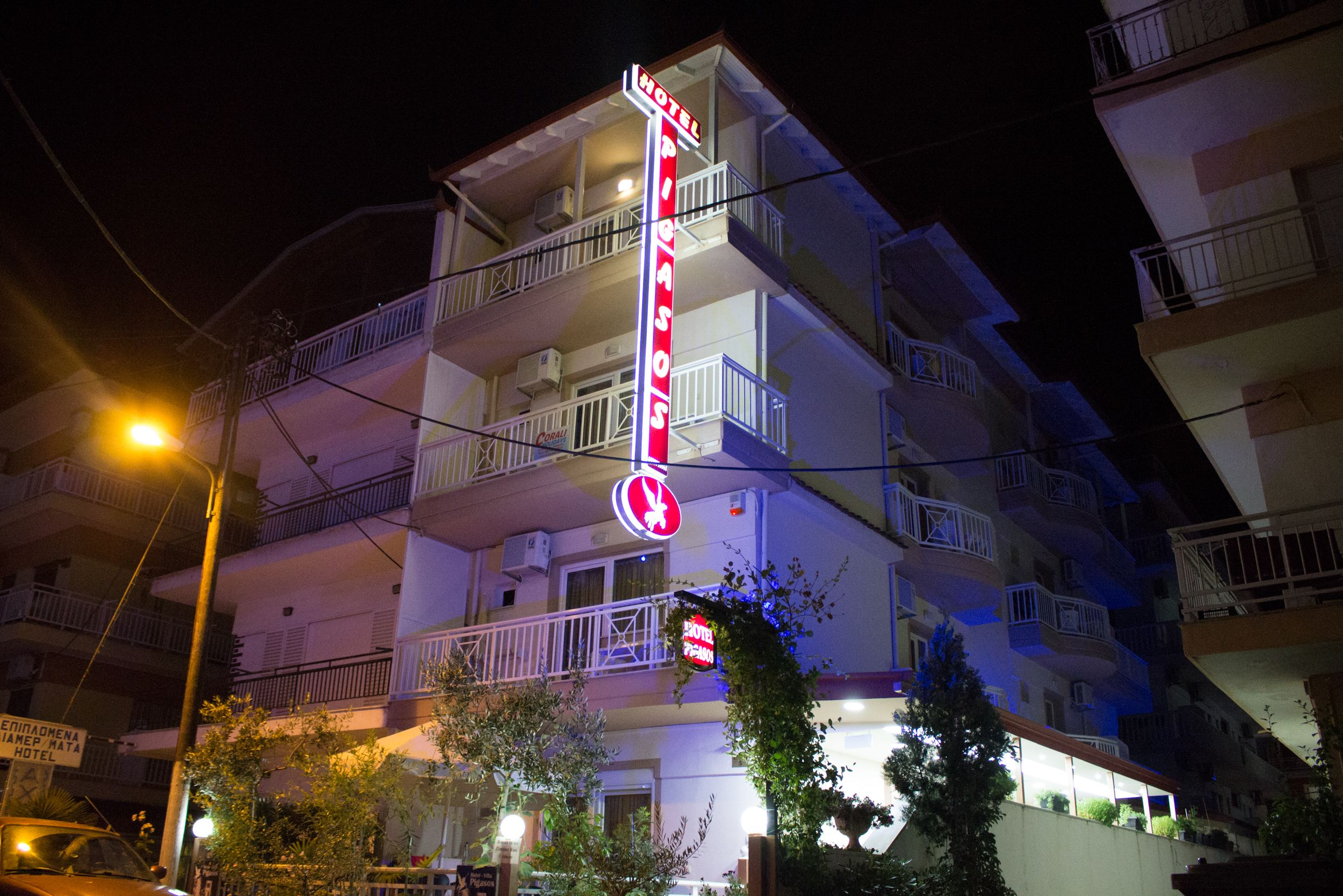 Hotel Villa Pigasos