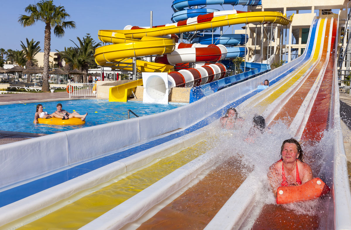 Magic Splash World Venus Beach