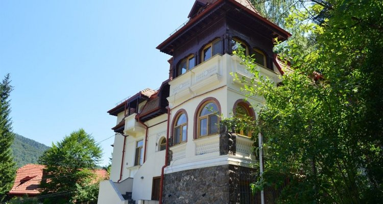 Vila Sinaia 1929