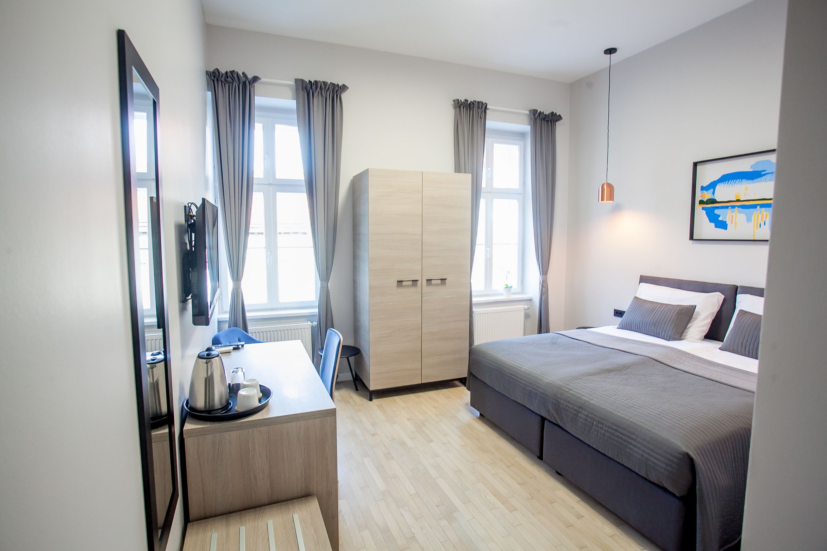 Zagreb City Vibe Apartments And Rooms