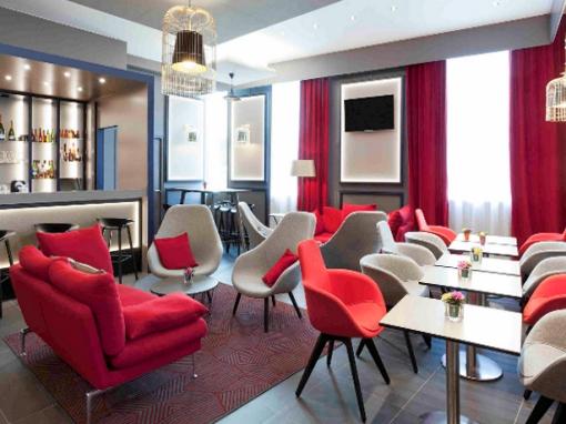 Hotel Novotel Paris 17