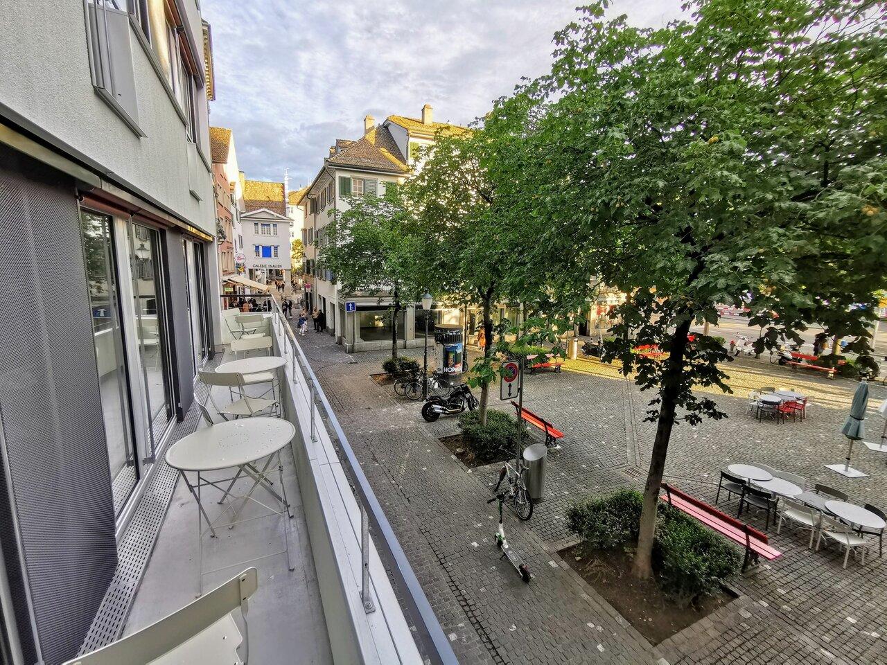 Green Marmot Capsule Hotel Zurich