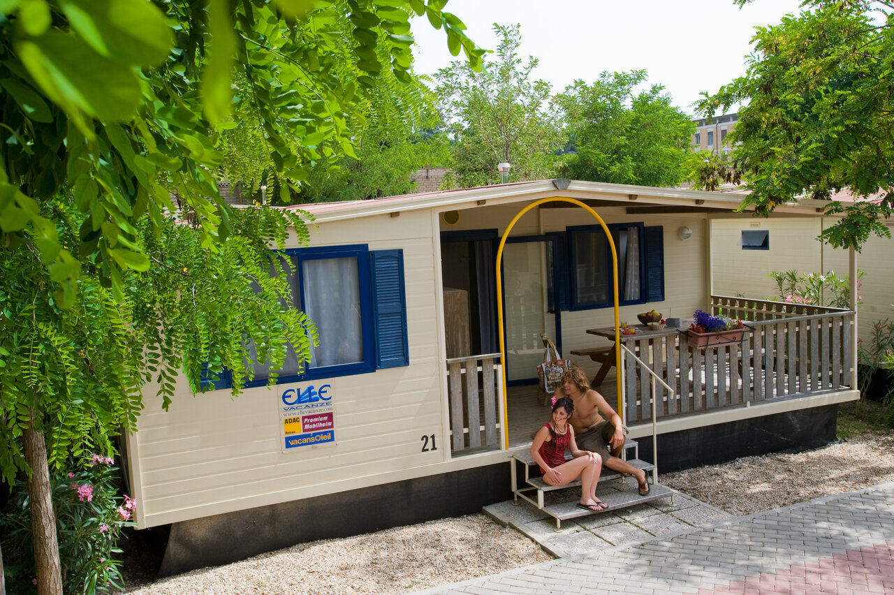Roma Camping In Town