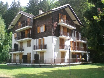 Apartment With one Bedroom in Limone Piemonte, With Wonderful Mountain