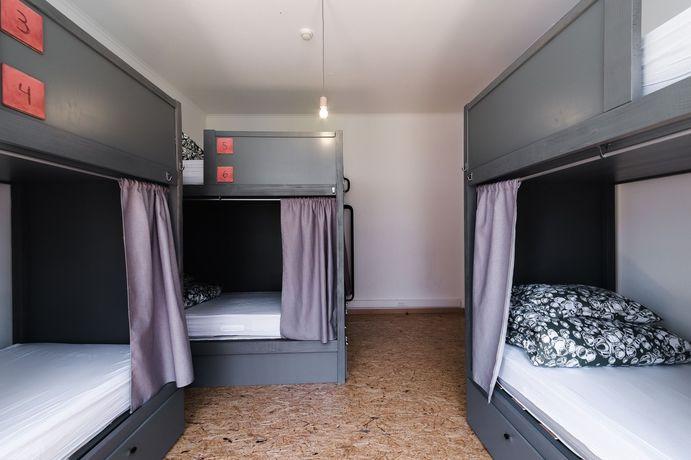 Hub Lisbon Patio Hostel