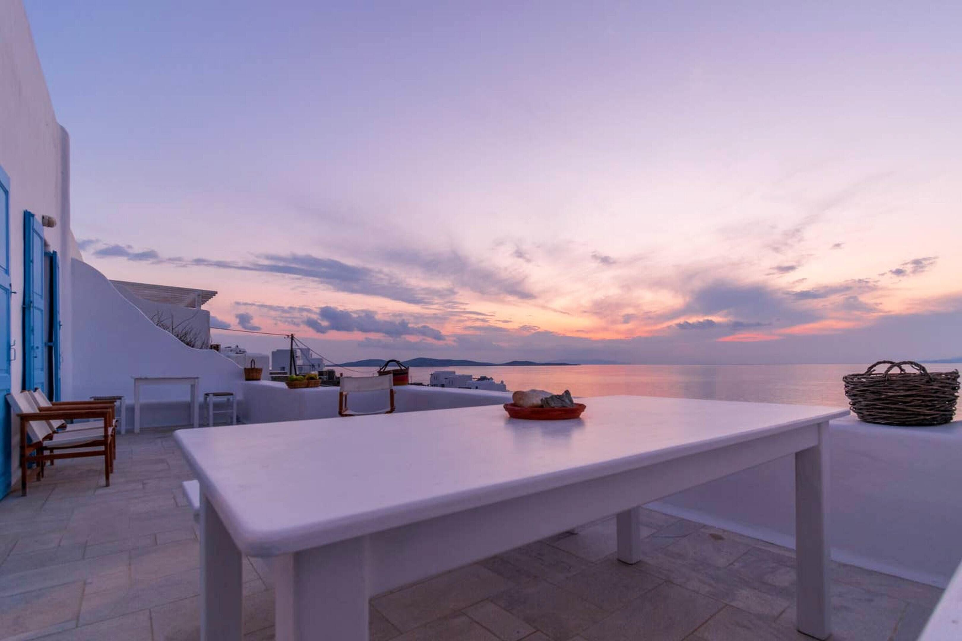 House With 3 Bedrooms In Agios Ioannis Diakoftis,  With Wonderful Sea View,  Furnished Terrace And Wif
