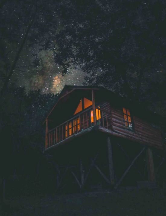 Cabana Transylvania Loft Treehouse (Pesteana)