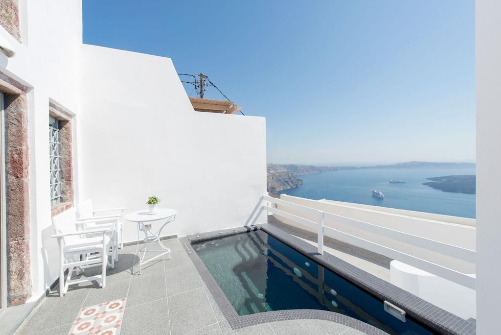 Senses Boutique and Suites (+12 ani)(Imerovigli - Santorini)