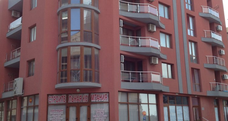 Salt Lake Complex Apartments