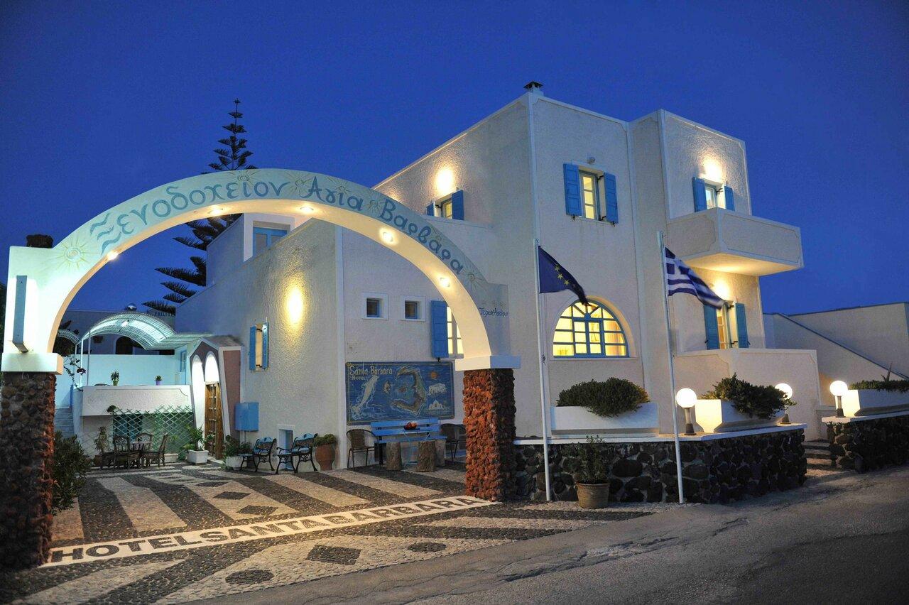 Santa Barbara Hotel