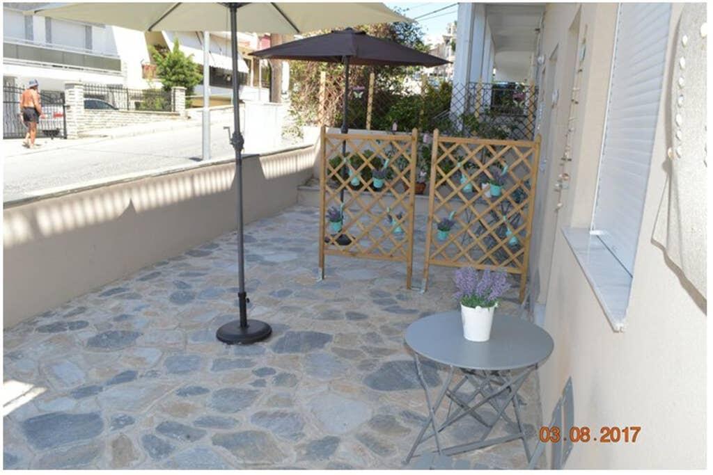 Cozy Studio Close To The Beach Wifi Free Parking