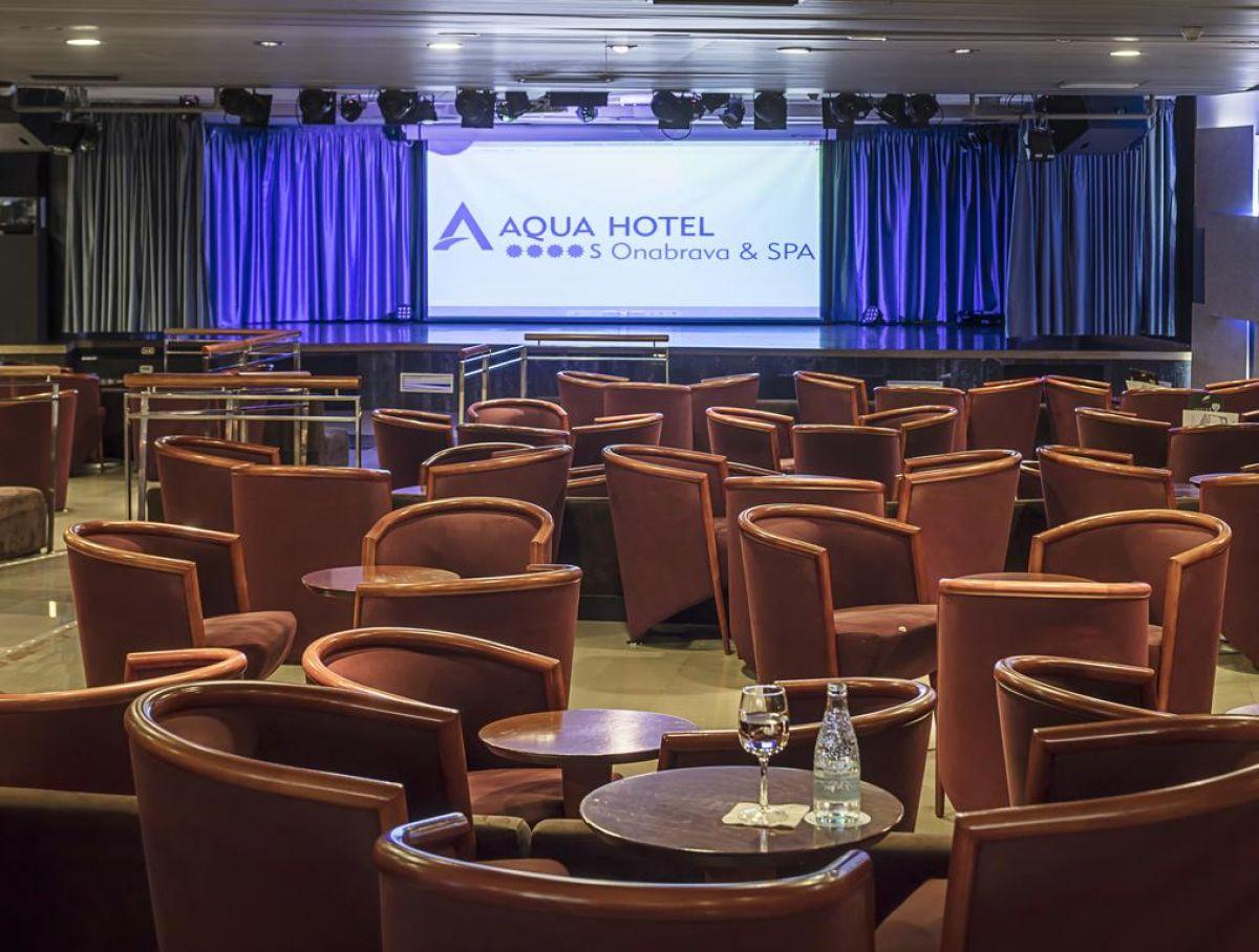 AQUA-HOTEL AQUAMARINA & SPA