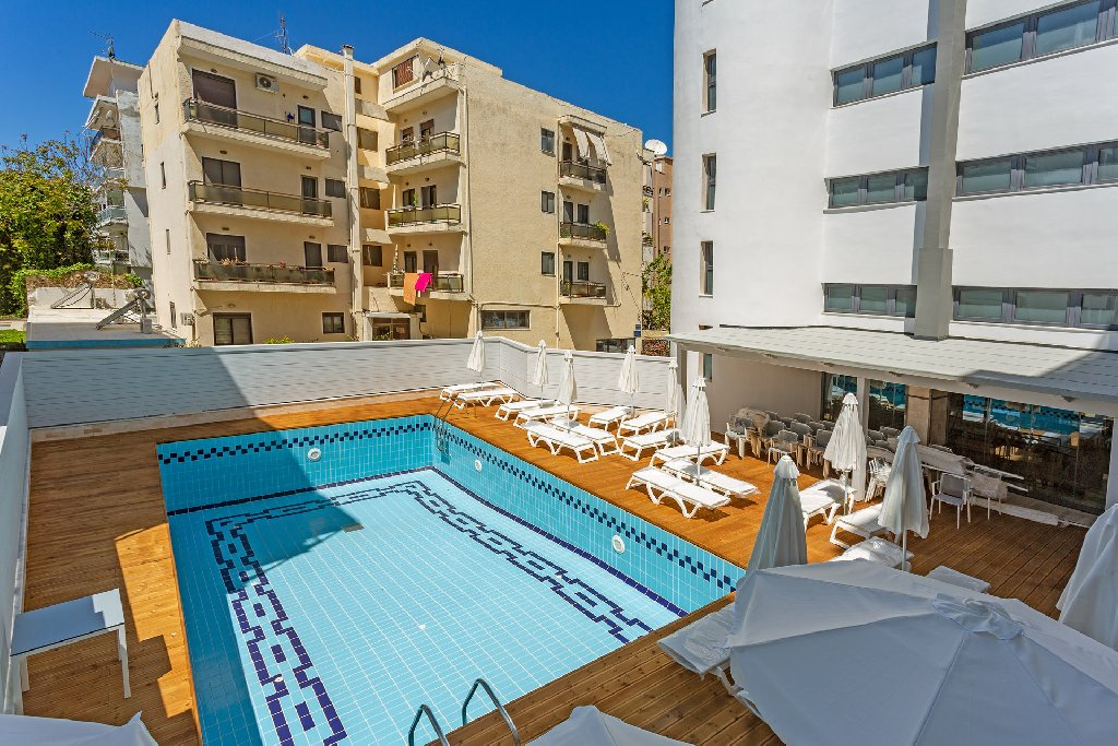 Rhodos Horizon City - Adults Only 16+