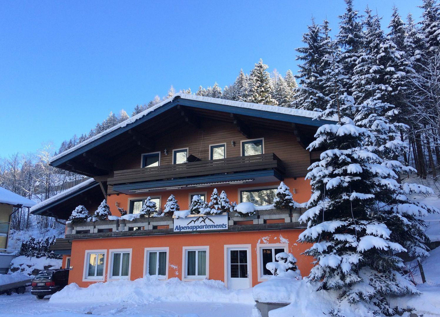 Apartamente Alpen