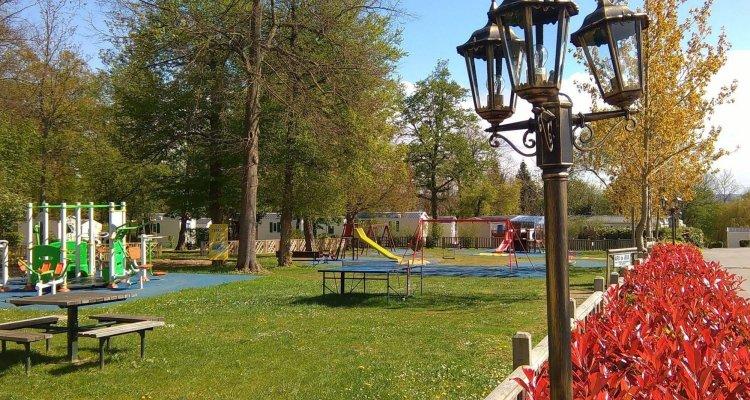 Camping Le Parc de Paris