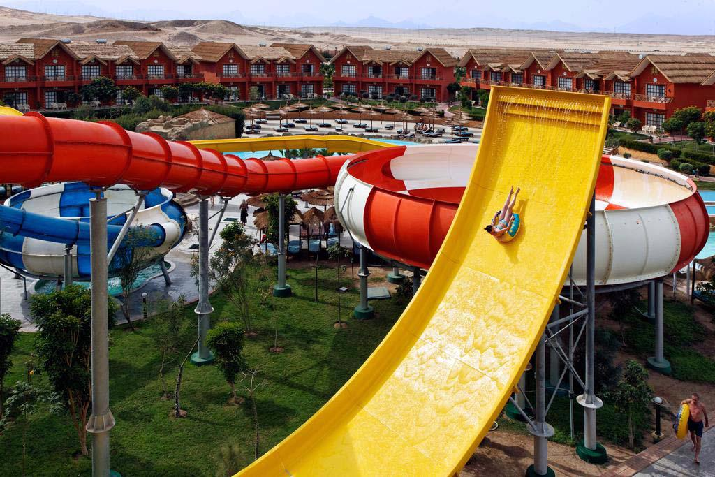 ALBATROS JUNGLE AQUA PARK RESORT - SAFAGA