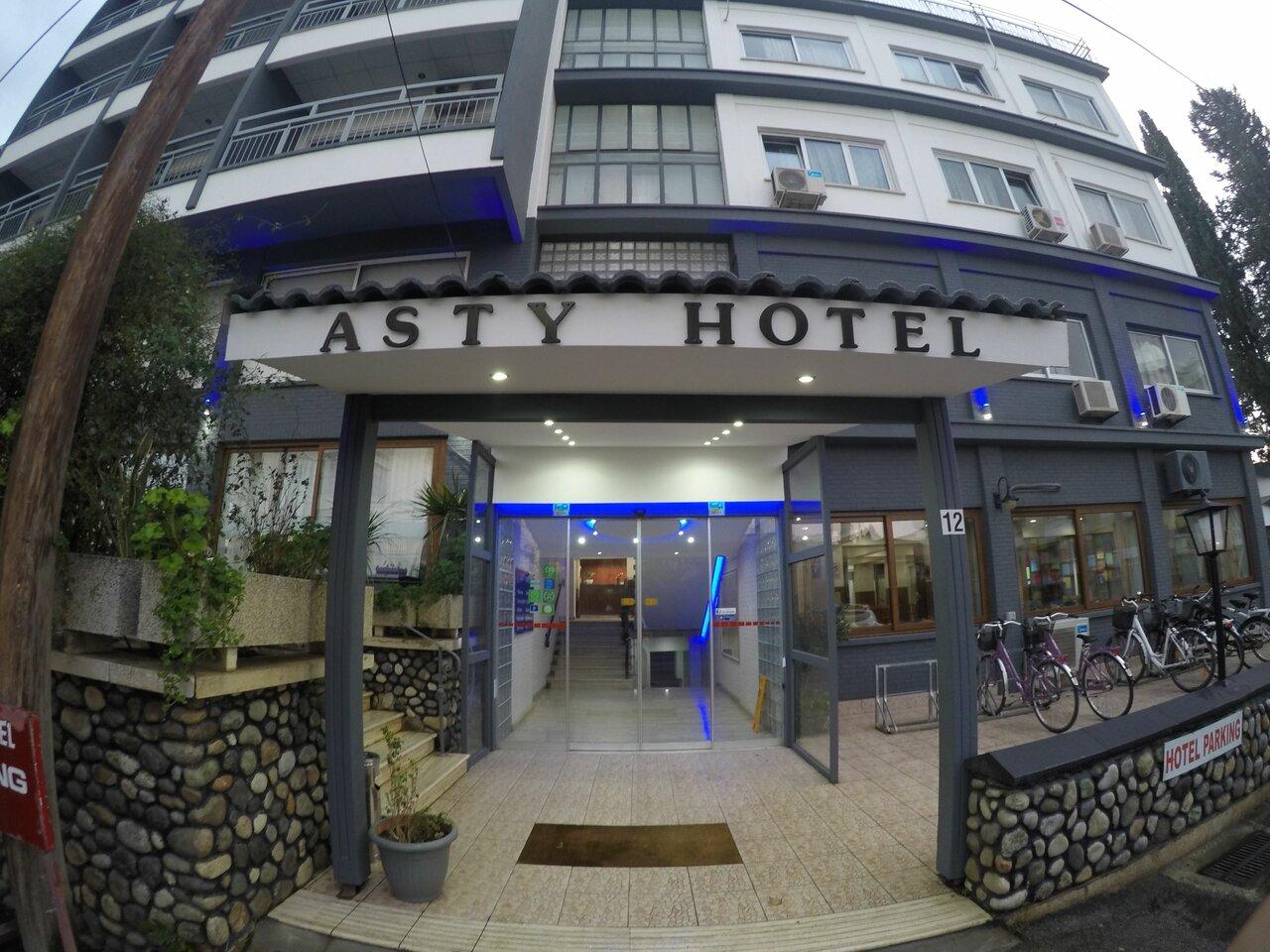 Asty Nicosia