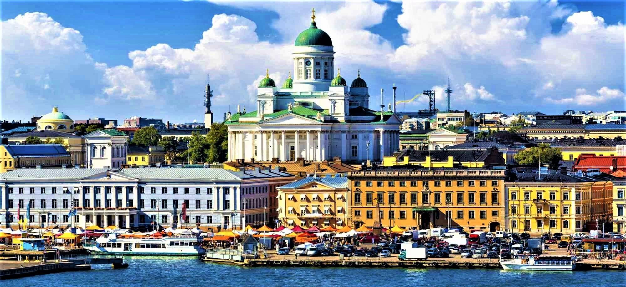 Finlanda-Cercul Arctic-Moş Craciun-Capul Nord și Fiordurile Norvegiei