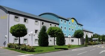 Hôtel Roi Soleil Strasbourg Aéroport
