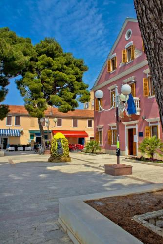 Apartment In Biograd Na Moru With Terrace,  Air Conditioning,  Wi-fi (4801-2)