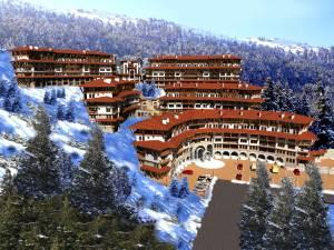 Grand Monastery Aparthotel