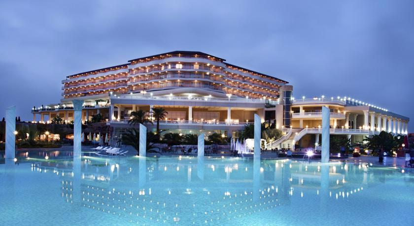 STARLIGHT RESORT HOTEL(EX.CONVENTION)