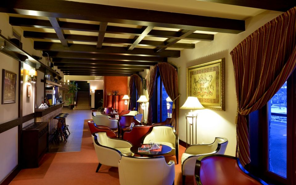 HOTEL GRADINA MORII - REVELION