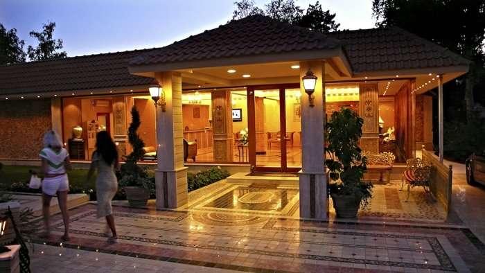 HOTEL NALBA