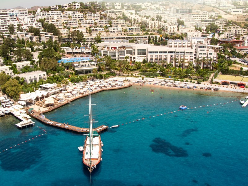 GODDES OF BODRUM / ISIS HOTEL AND SPA /