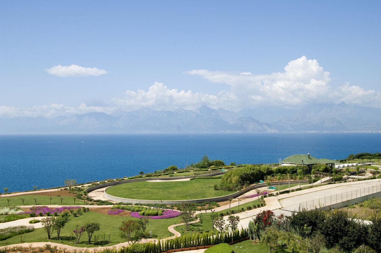 The Marmara Antalya