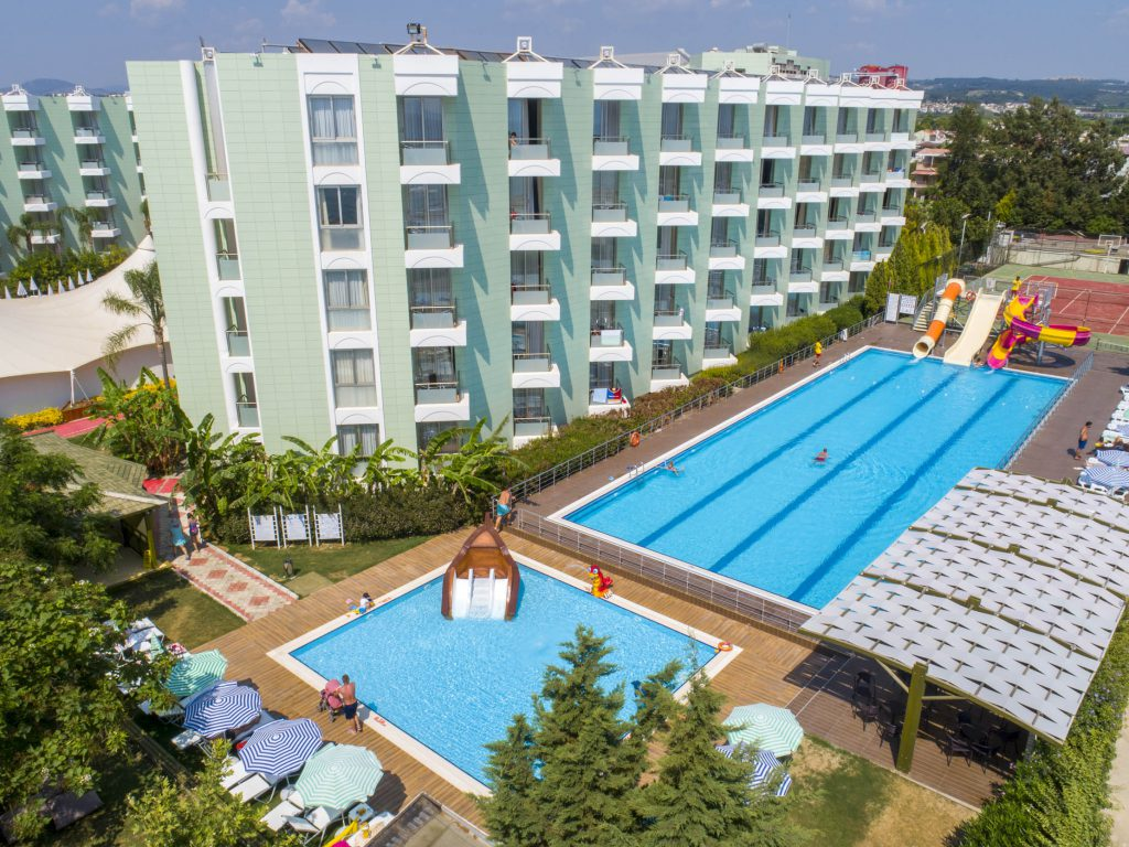 HOTEL GRAND BELISH BEACH RESORT&SPA