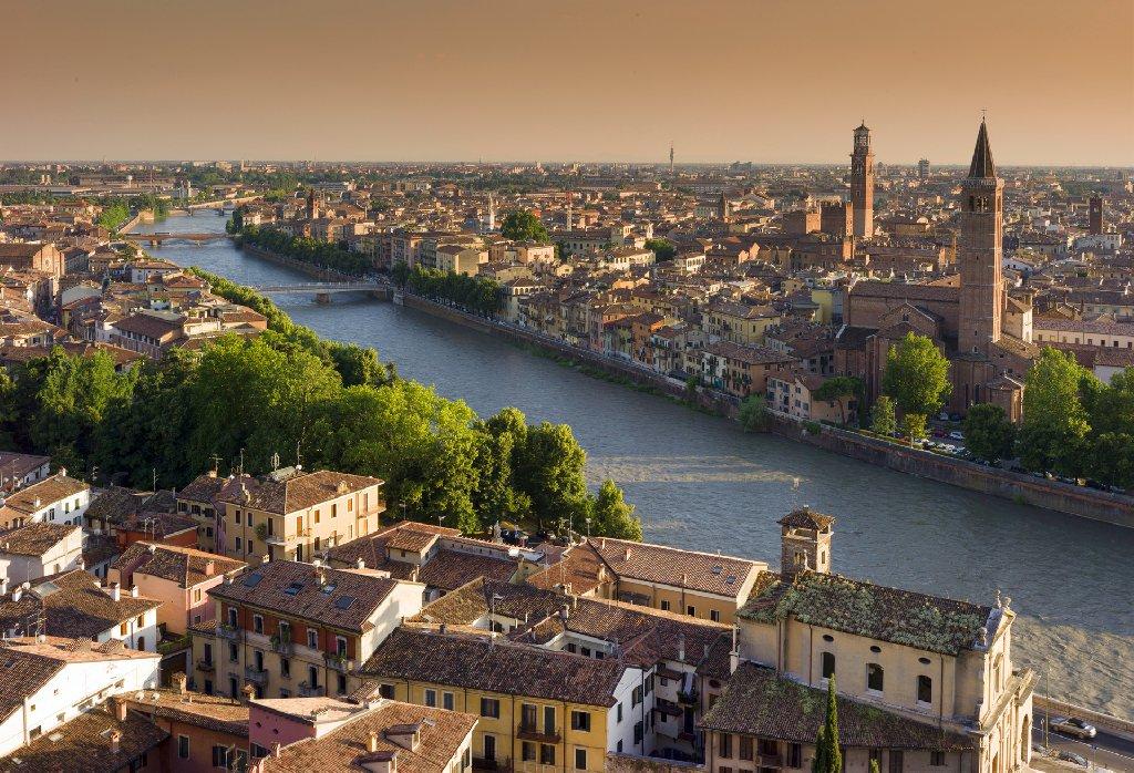 Circuit Venetia - Padova - Verona