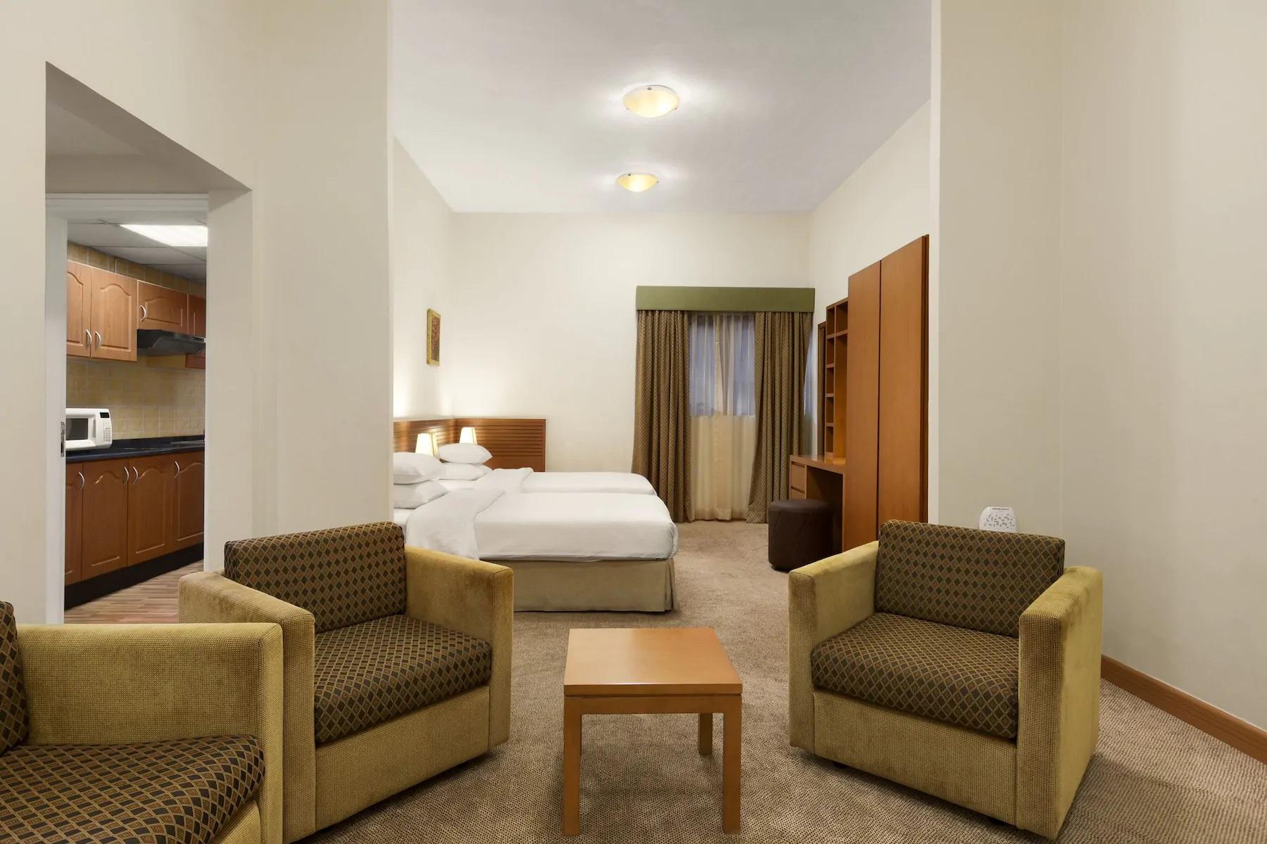 RAMADA HOTEL AND SUITES BY WYNDHAM AJMAN